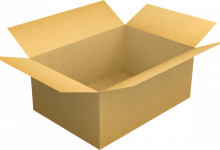 box, cardboard, cardboard box