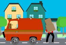 home, move, house